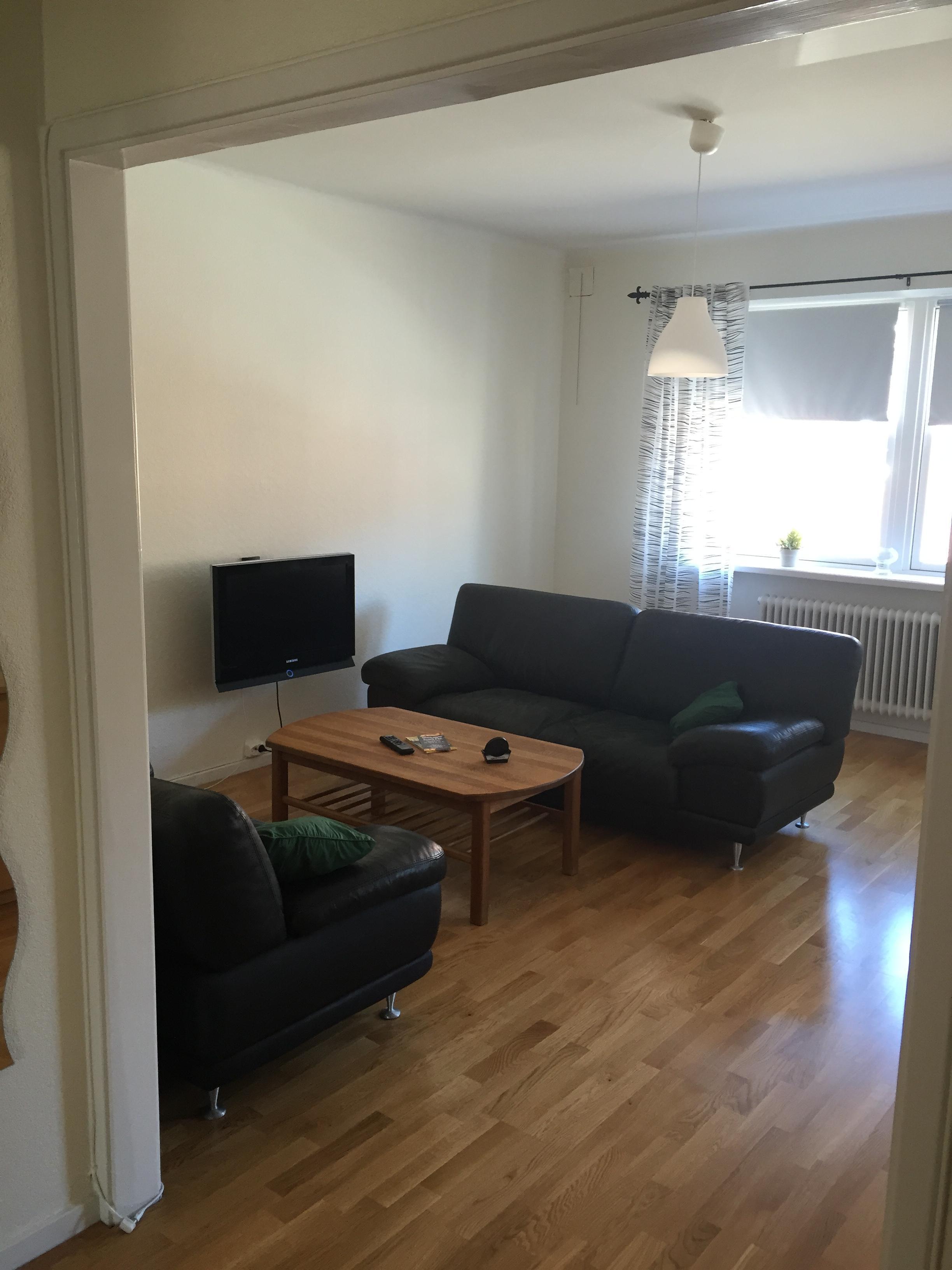möblerad lägenhet