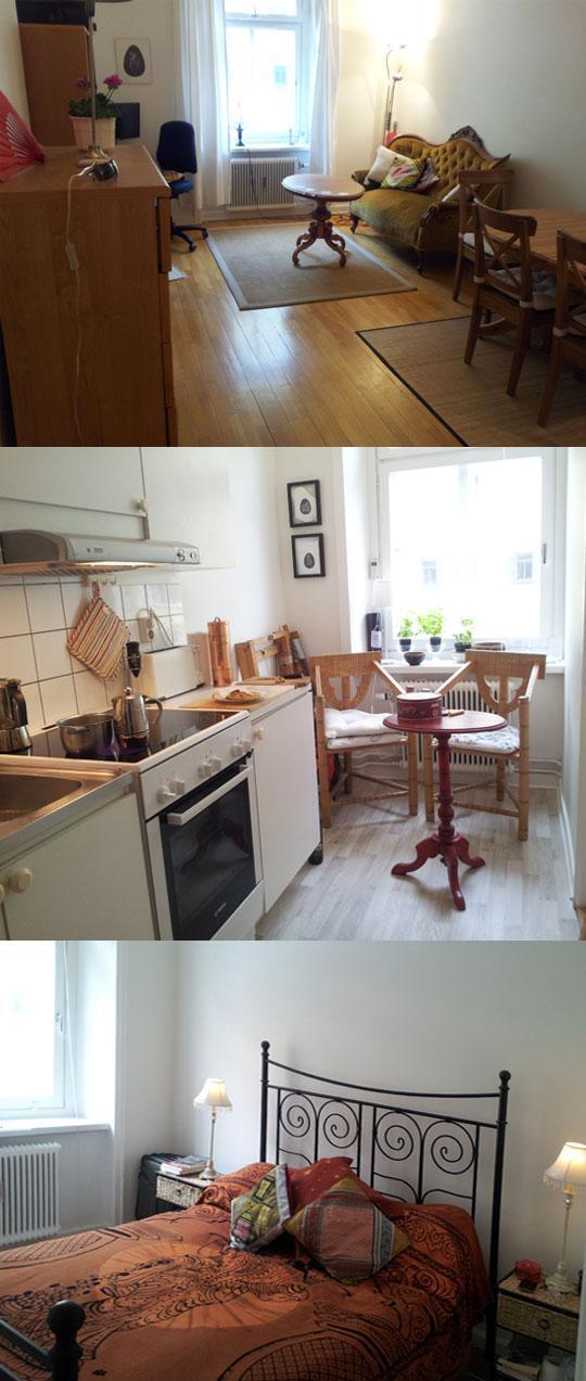 Central tvåa Kungsholmen. Ett eller 2 år.