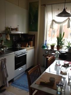 lägenhet i Majorna i Göteborg