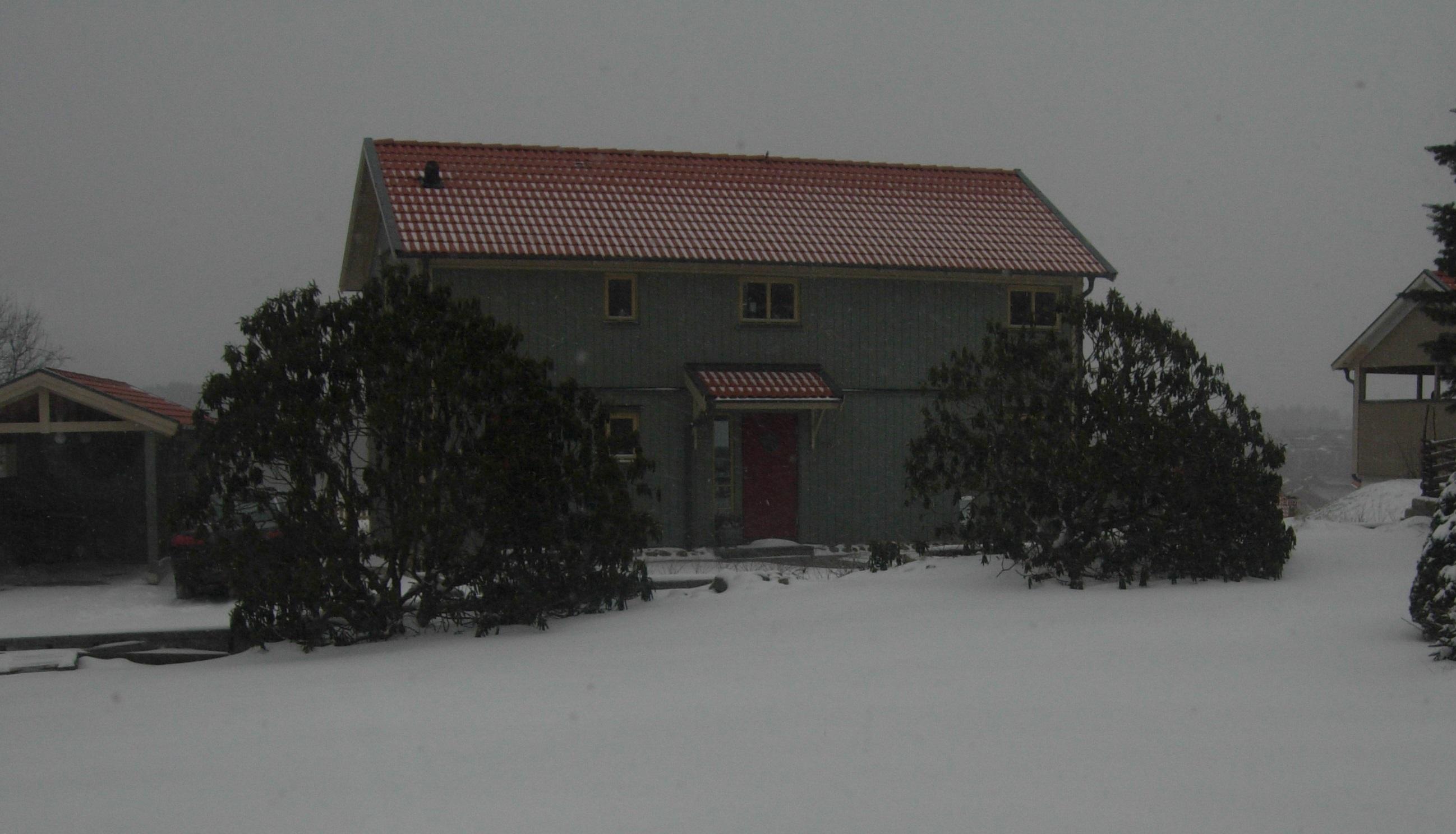 Hus uthyres