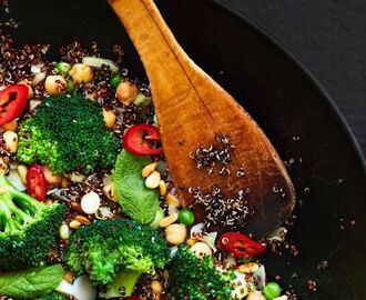 lekker eten zonder koolhydraten