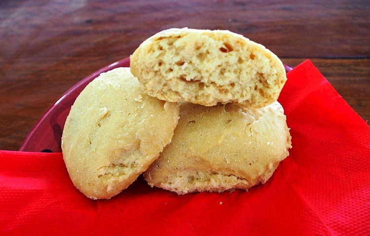Simple Savoury Slow Cooker Scones