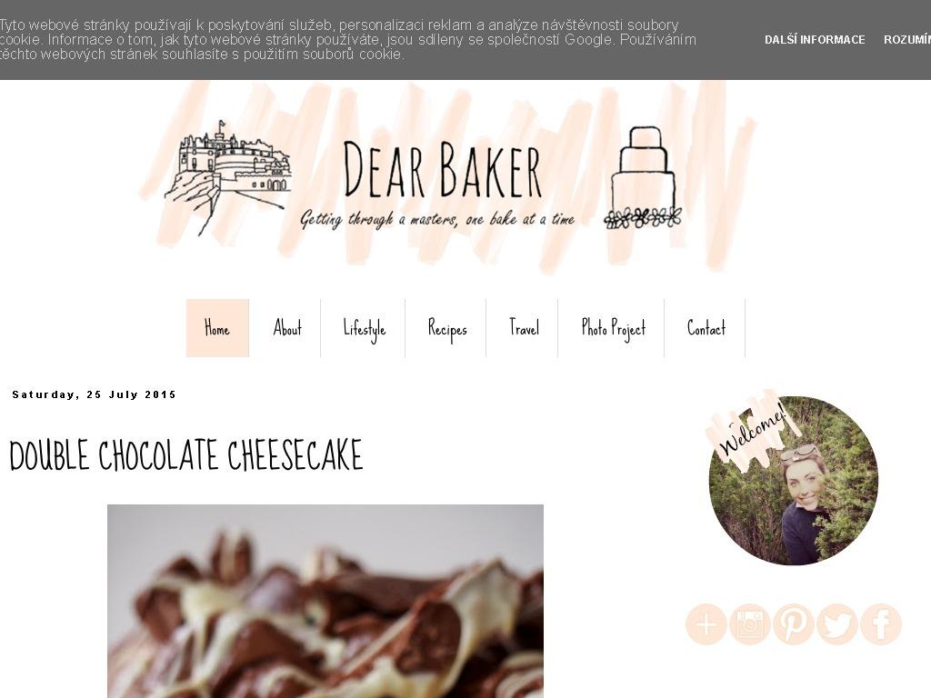 Dear Baker