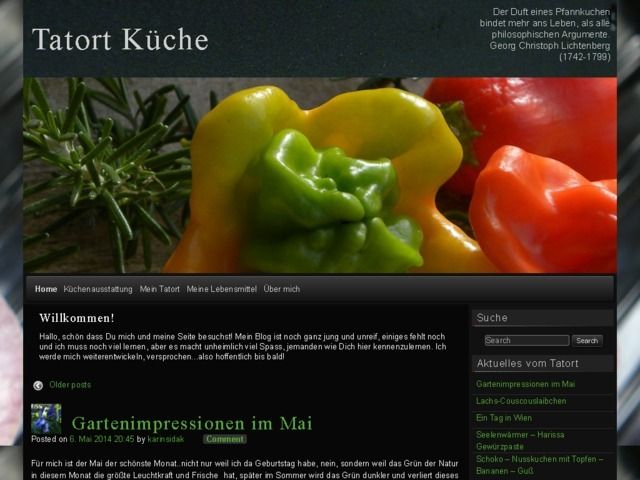 Tatort Küche