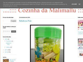 Cozinha da Malimallu