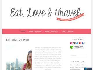 Eat, Love & Travel
