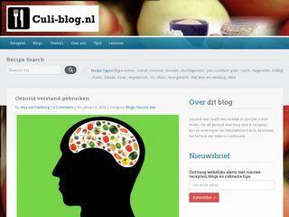 Culi-blog.nl