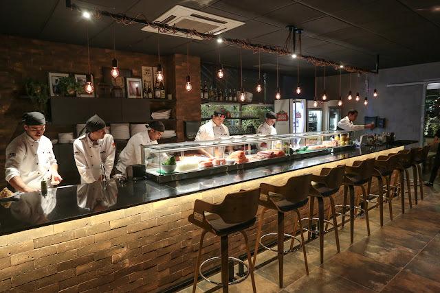 Nipô Sushi: em novo espaço e com novidades no menu
