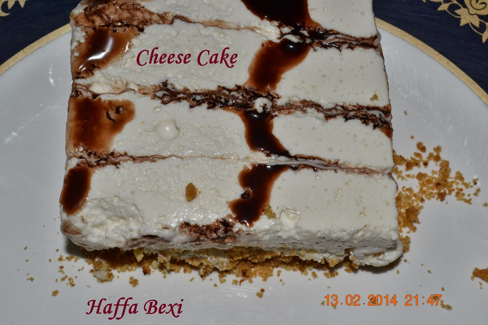 Cream Cheese Cake
