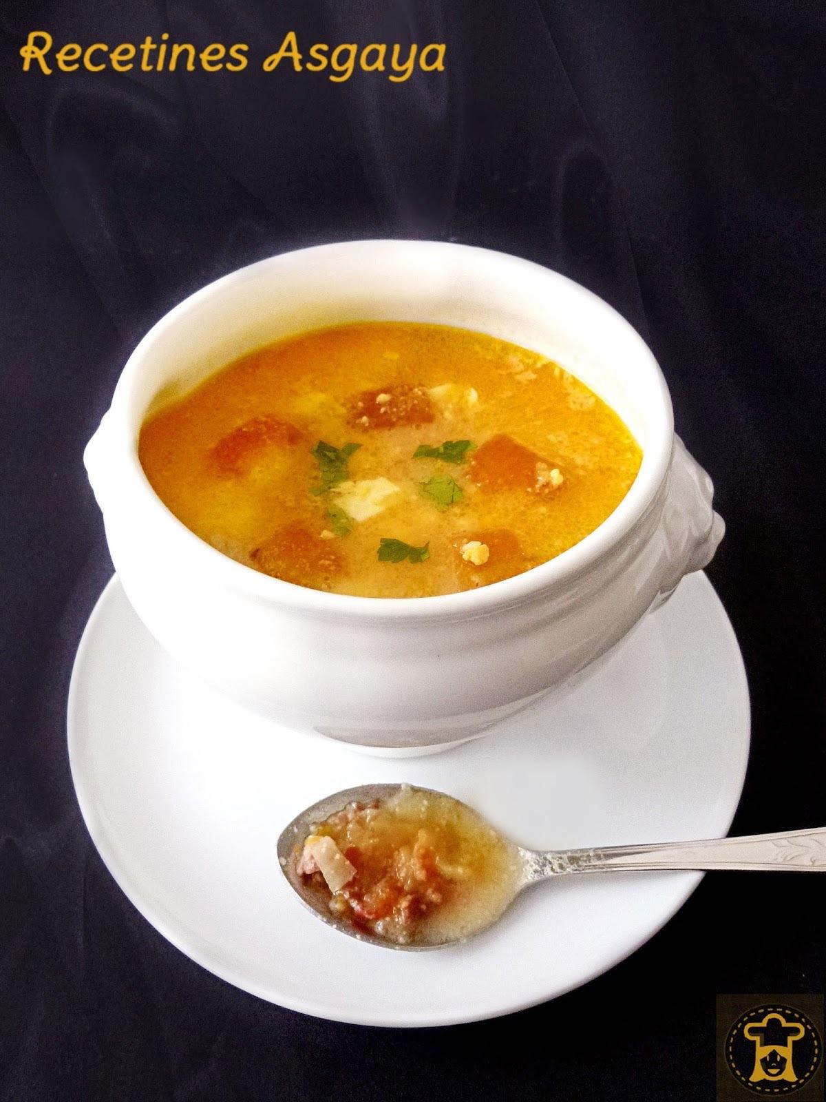 Sopa Alpujarreña