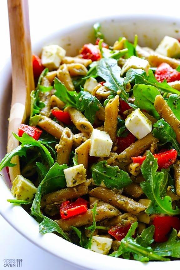 Molhos simples para saladas