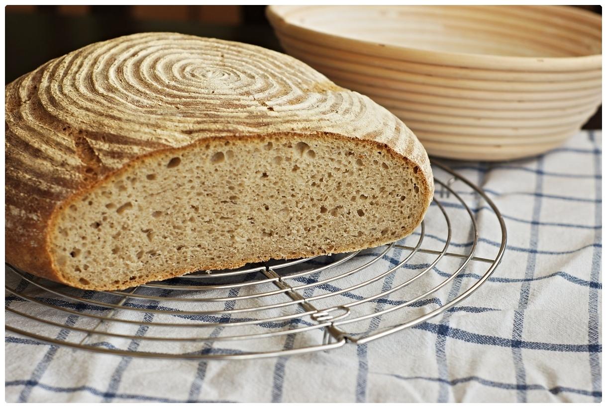 Kváskový Opatovský chléb