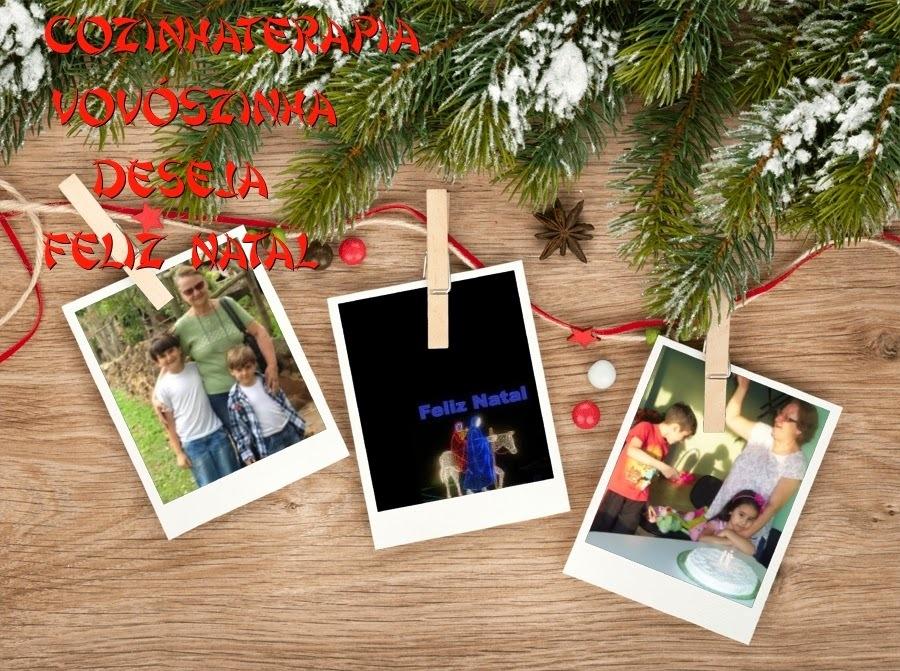 Última Postagem do Ano + 3 receitas para o Natal