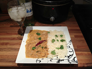 Keralan Coconut Curry from The Spice Tailor