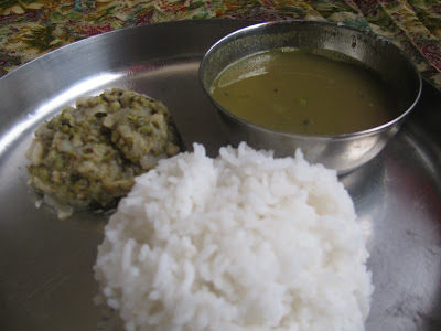 Uppu Saaru Palya ~ Another simple delicacy from karnataka