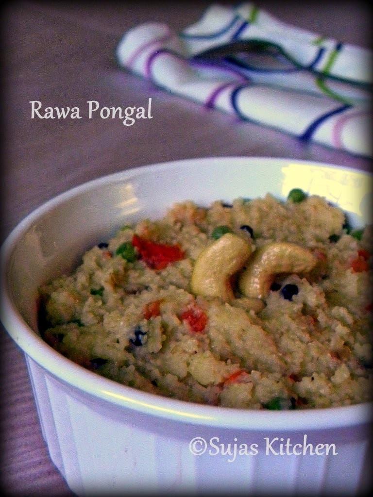 Rawa Pongal