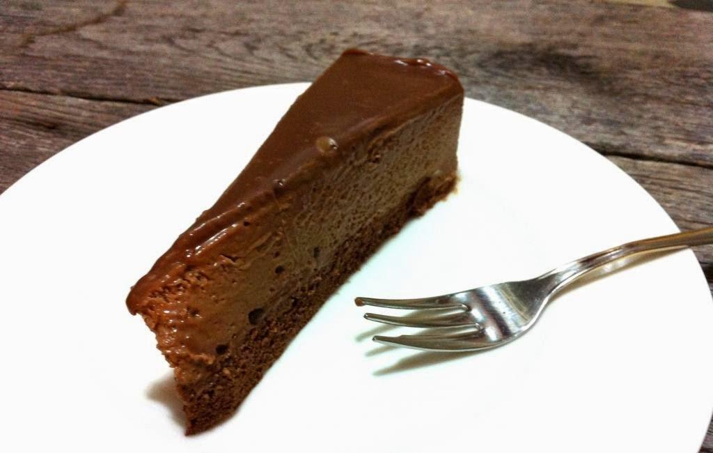 Nutella parfe torta