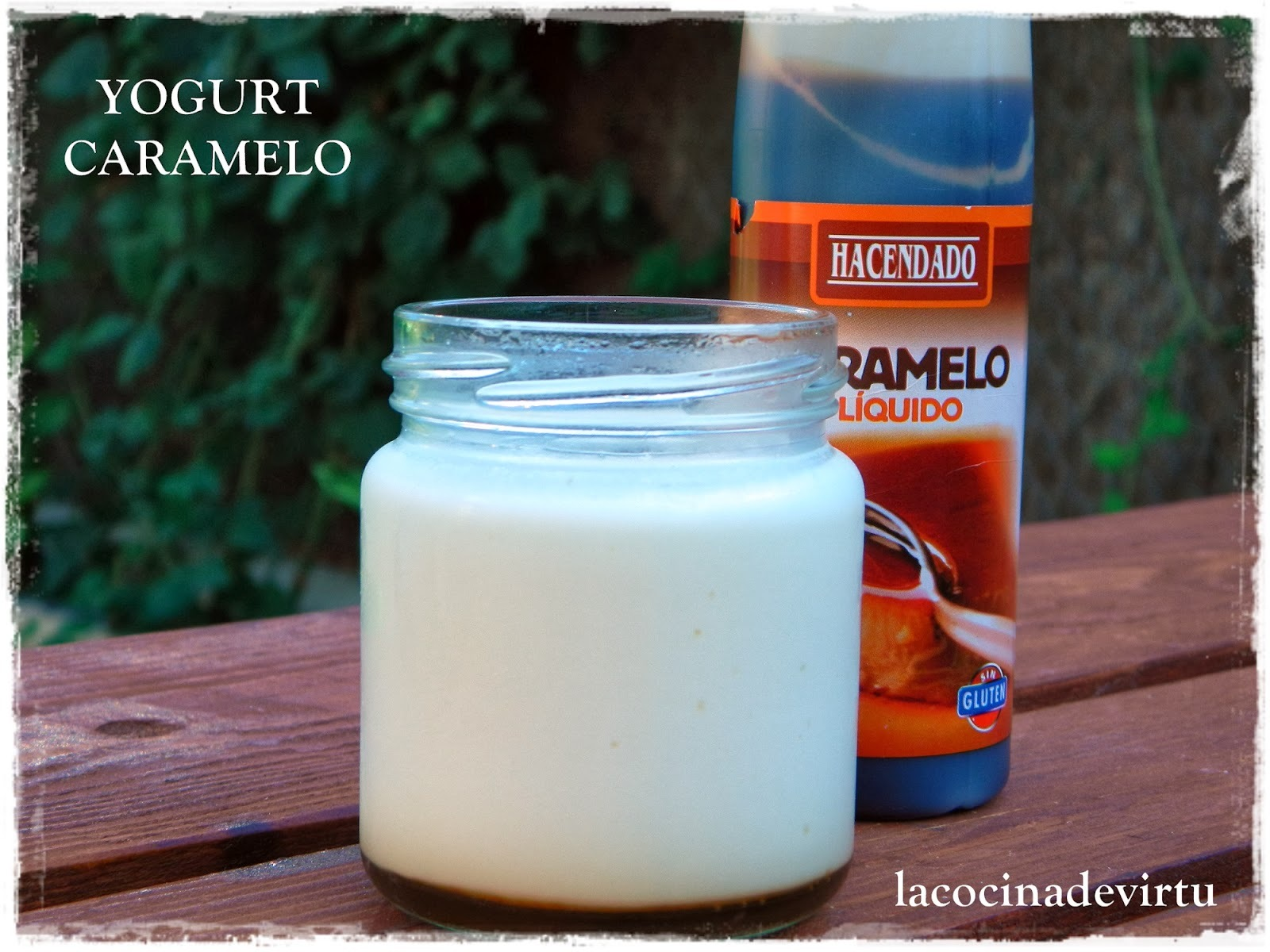 YOGURT DE CARAMELO