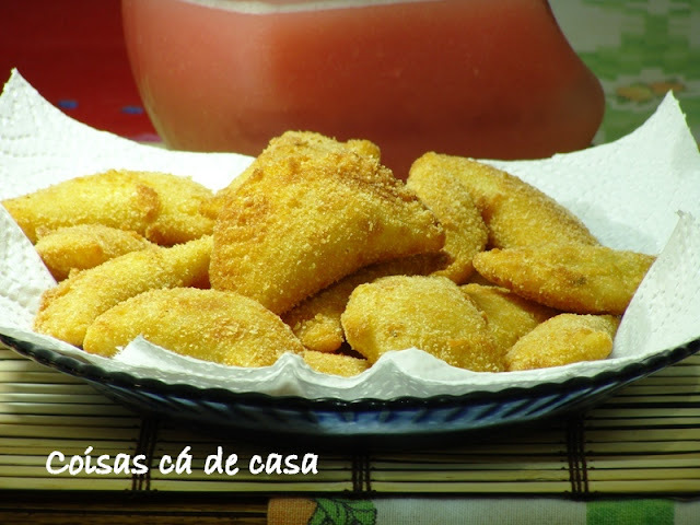 crocante massa risoles