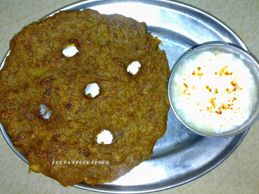 Upavas Thalipeeth ( Mix Flour Thepla for Fast)