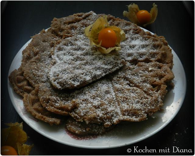 zimt waffle