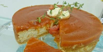 cheesecake ana maria braga ricota