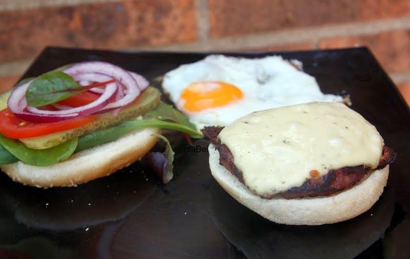 Sabanitas de queso saborizadas para hamburguesas