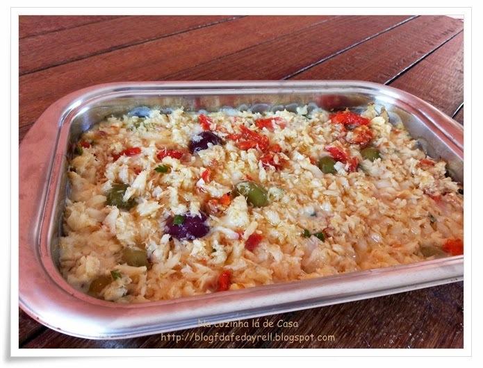 Bacalhau com Tomates Secos ao Catupiry®