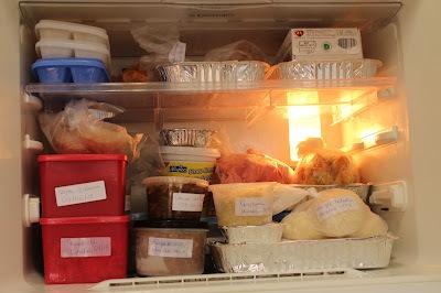Alimentação infantil e dicas de congelamento