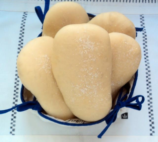 Día Mundial del Pan * Molletes