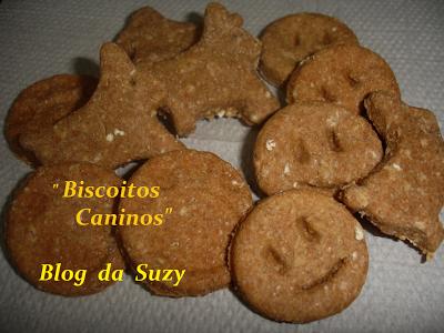 Biscoitos Bons prá Cachorro (fácil)