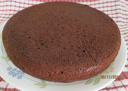 chocolate cake using milk powder