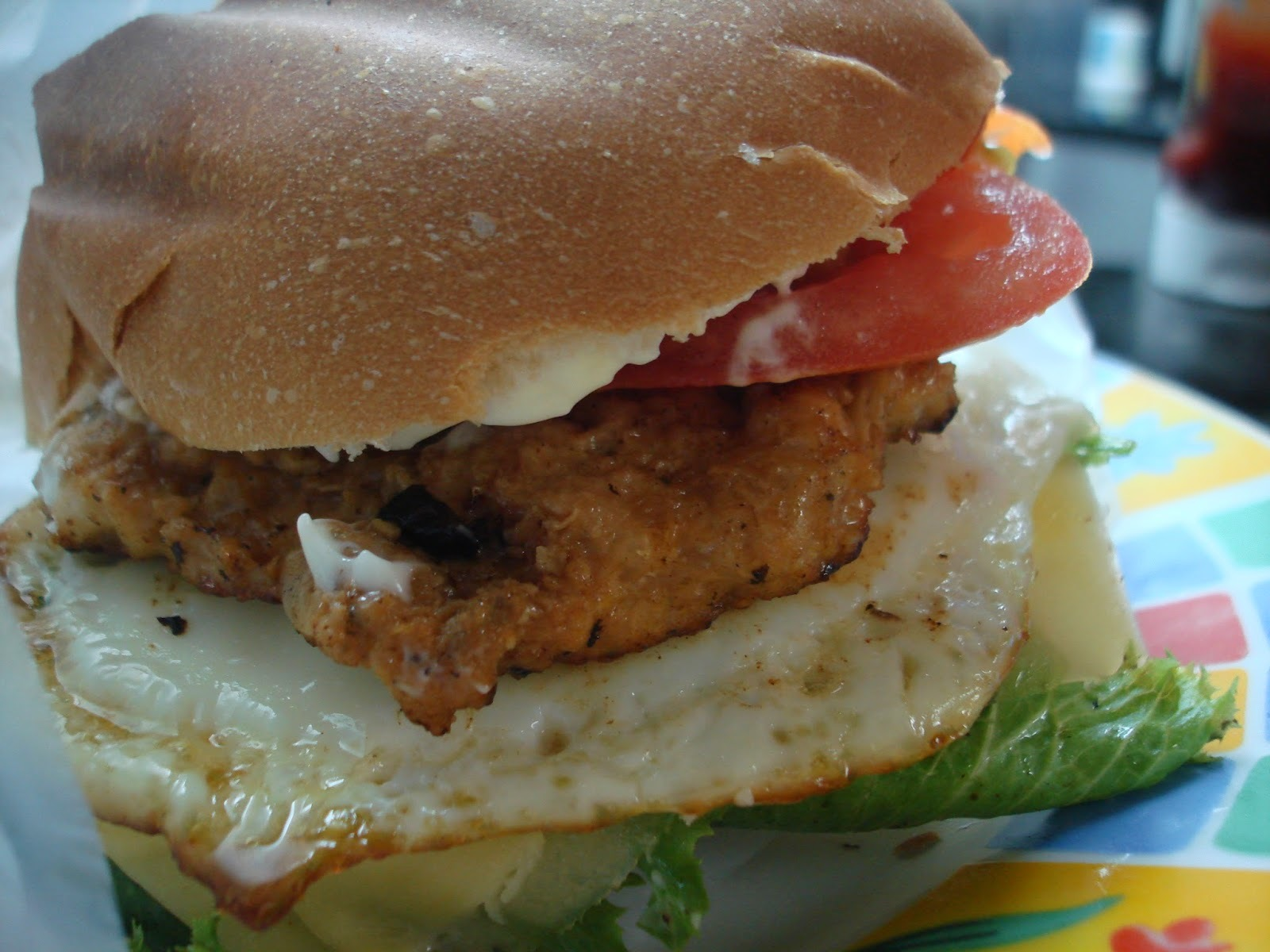 Hambúrguer de Frango com Aveia e Ervas: ficou bem saboroso e saudável! Pode ser com carne ou outras variações também!
