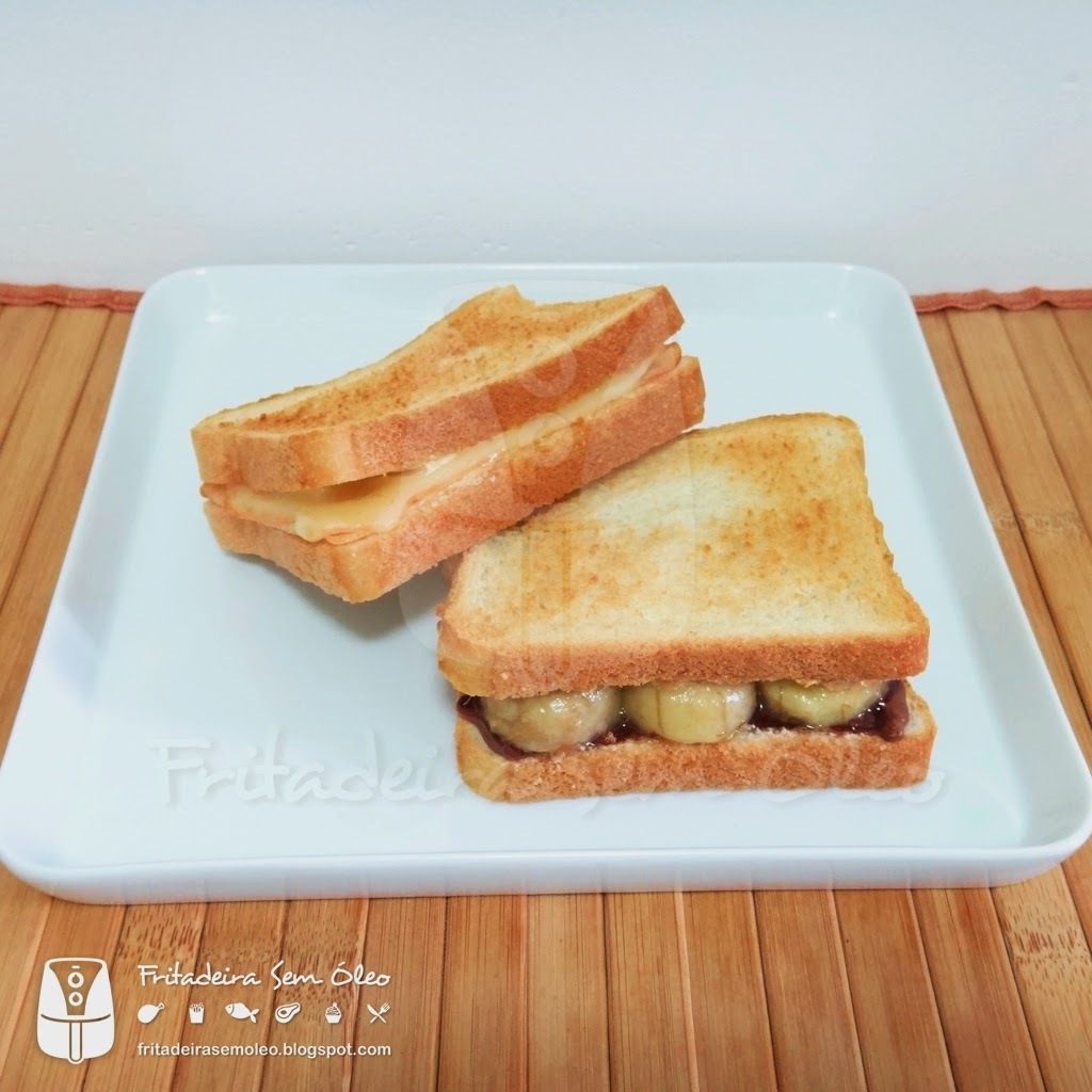 Tostex / Panini na AirFryer
