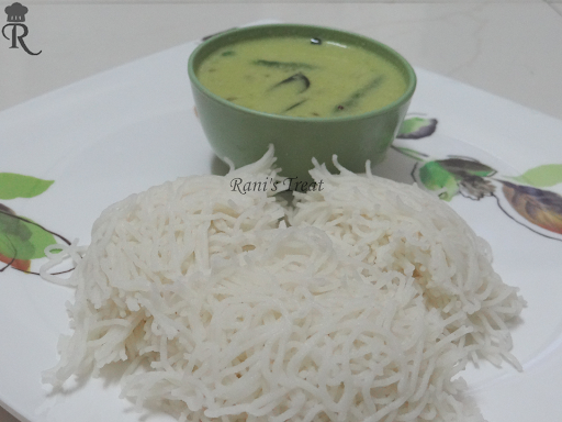 veg side dish for idiyappam