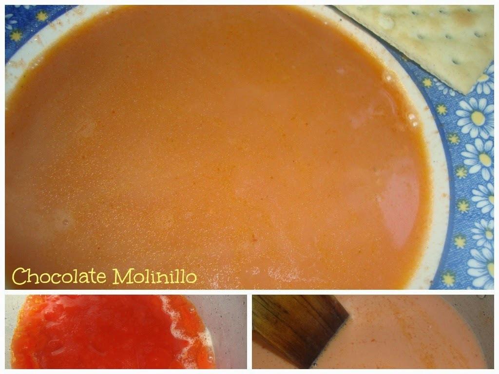 Crema de Tomate Expréss