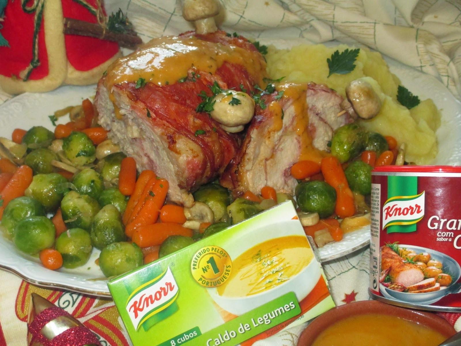 Tronco de Natal- Carne/ Lombo