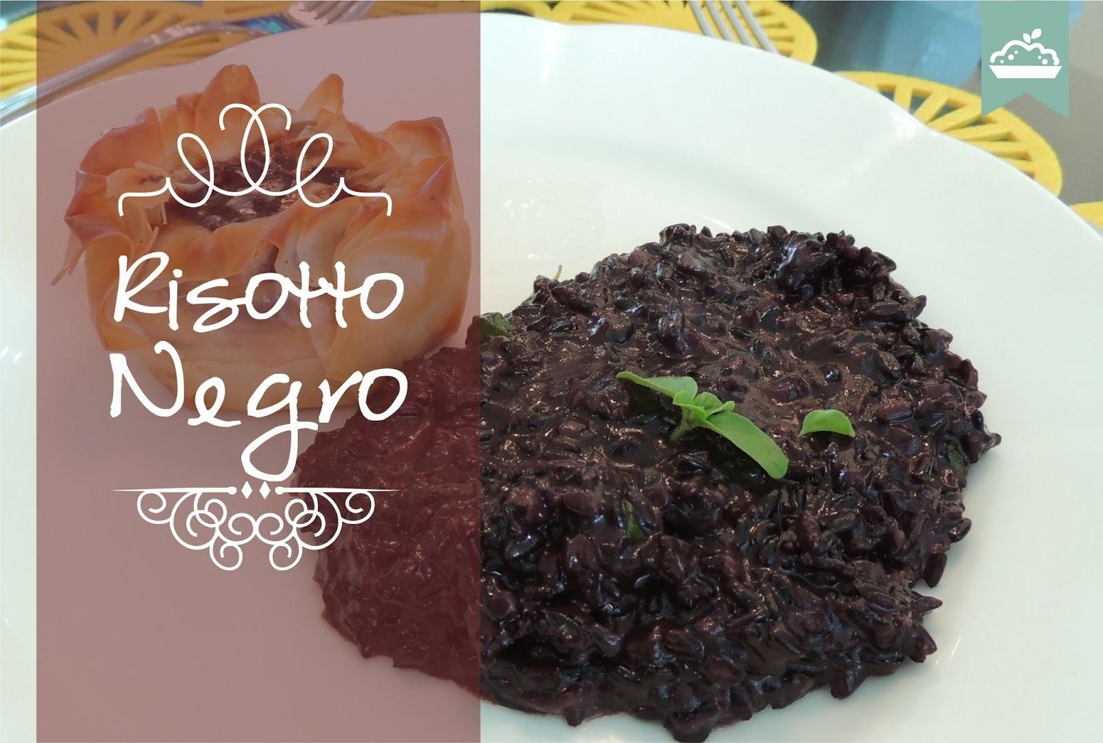 arroz negro tudo gostoso