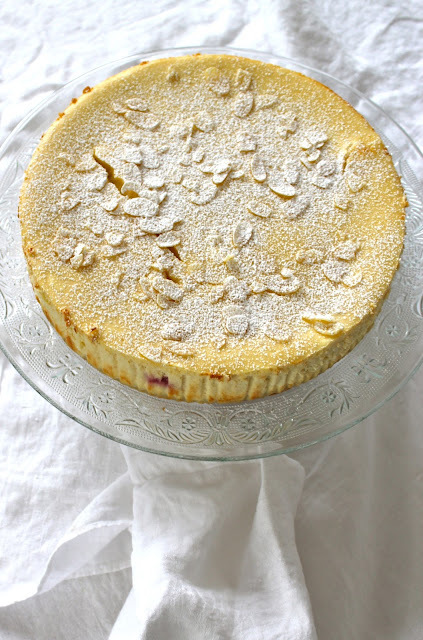 bakewell cheesecake