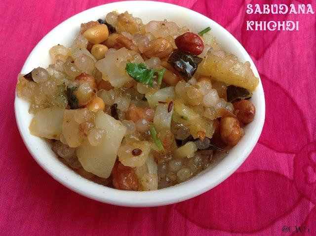 sabudana soup
