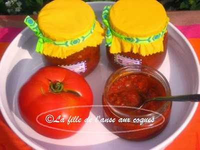 SALSA MEXICAINE TRADITIONNELLE