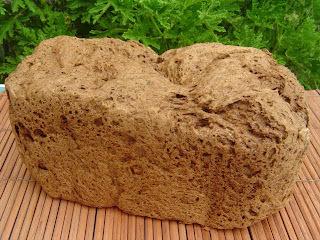 Pan de Centeno con Semillas de Comino