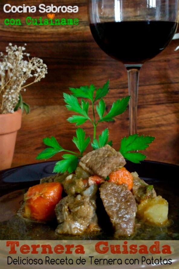 Carne guisada con Patatas | Recetas Caseras