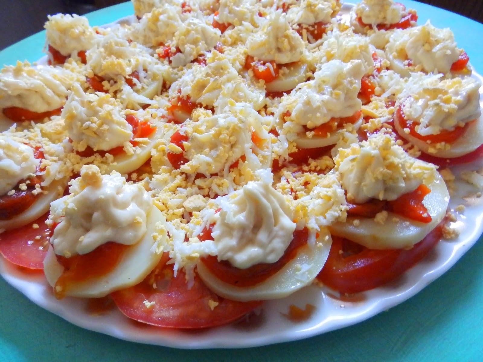 Amanida de patates i tonyina / Ensalada de patatas y atún