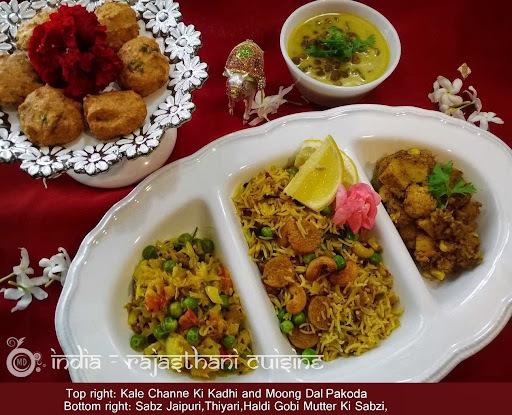 how to make rajasthani hari mirchi sabji