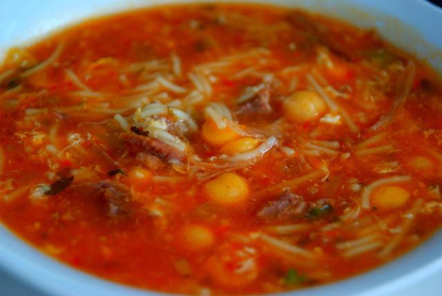 Sopa Harira