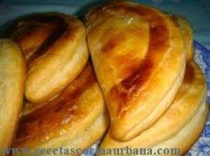 Como preparar empanadas de atún y choclo al horno