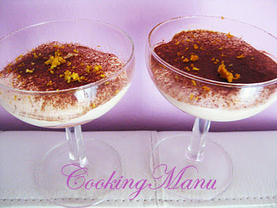 Orange Tiramisù: We Should Cocoa, December