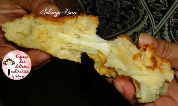 Pão de queijo de liquidificador 2