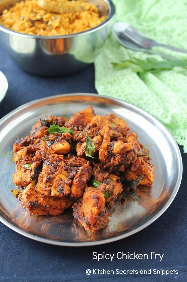 Chicken Fry / Spicy Chicken Fry